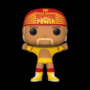 Funko POP! WWE: Wrestlemania 3 - Hulk Hogan #71